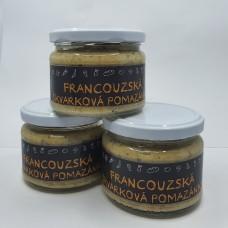Francouzská škvarková pomazánka 200g
