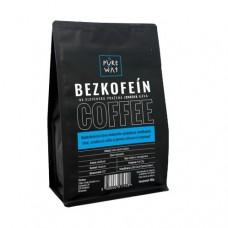 Bezkofeinová káva zrnková Pure Way 200 g