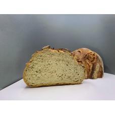 Kváskový pšenično žitný chléb Šumava, 950g