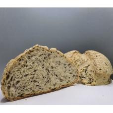 Kváskový špladovo žitný chléb, 650g