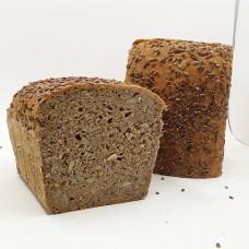 Kváskový celozrnný žitný chléb 1300g